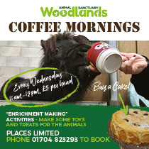 Join us for Coffee Mornings